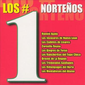 Los #1 Nortenos Albumcover