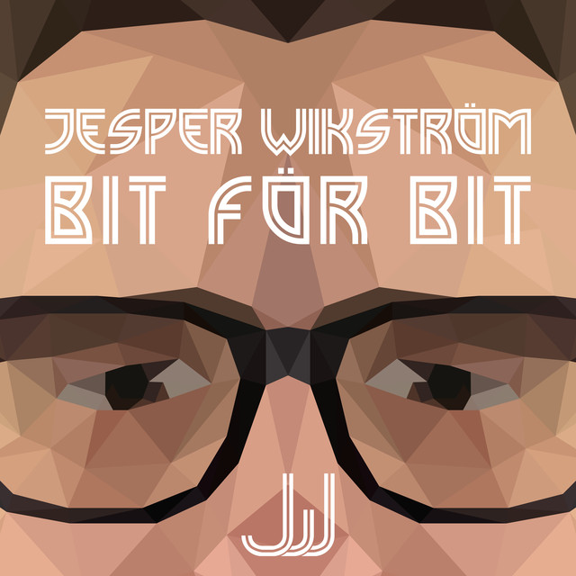 Album cover for Bit för bit by Jesper Wikström