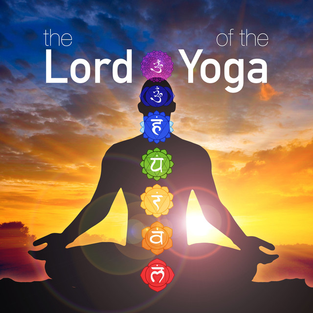 The Lord of the Yoga: Music for Creative Visualization and Mind Power Albumcover