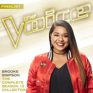 Brooke Simpson O Holy Night (The Voice Performance) cover