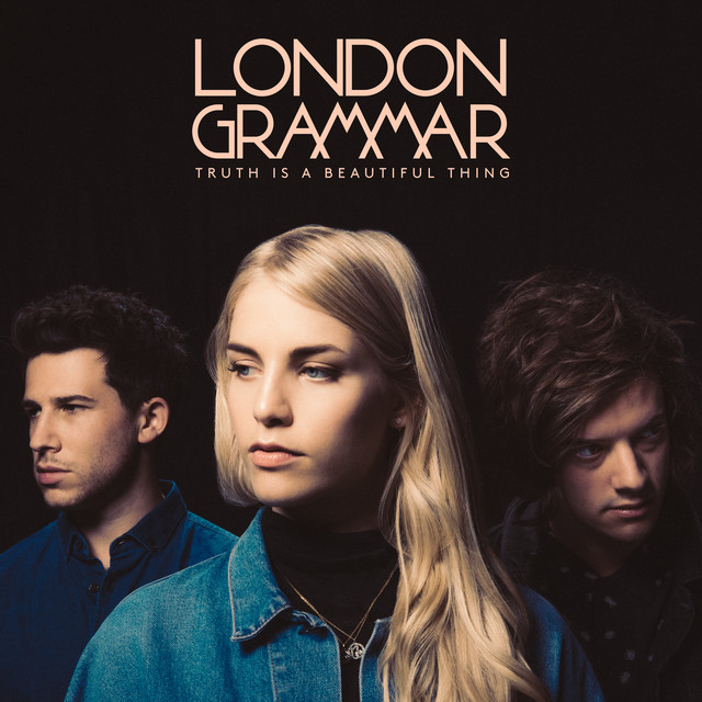 London Grammar Truth Is a Beautiful Thing (Deluxe) album cover