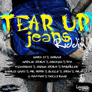 Tear Up Jeans