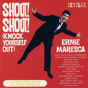 Shout Shout (Knock Yourself Out) album