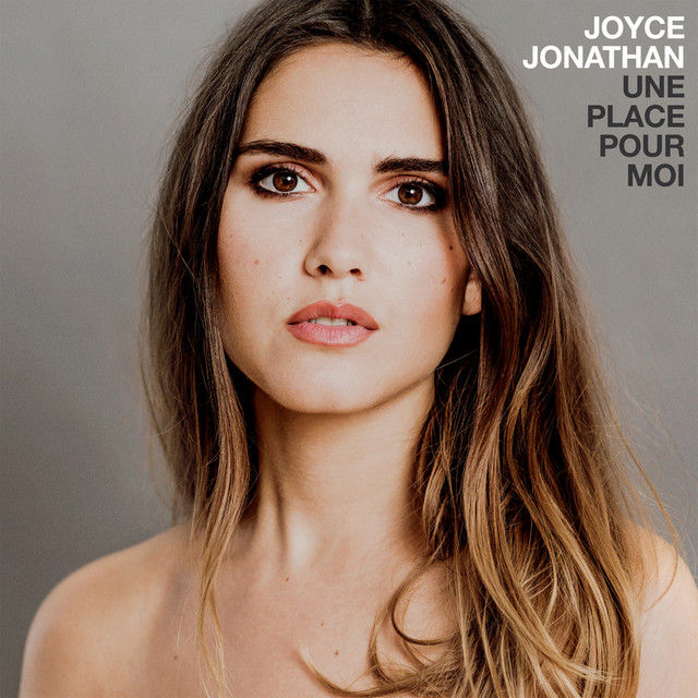 Album cover for Une place pour moi by Joyce Jonathan