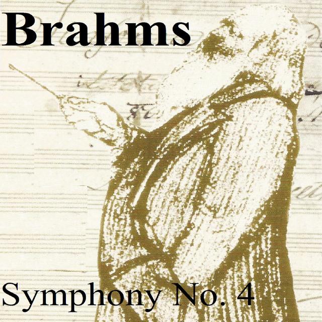 Brahms - Symphony No. 4 Albumcover