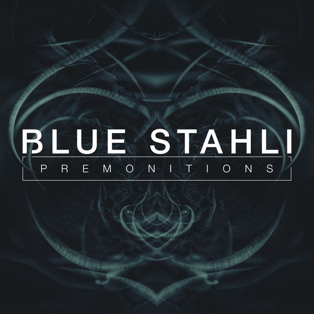 Album cover for Premonitions by Blue Stahli