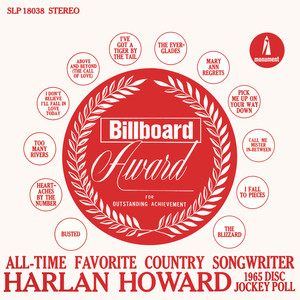 Favorite Country Songwriter - Harlan Howard