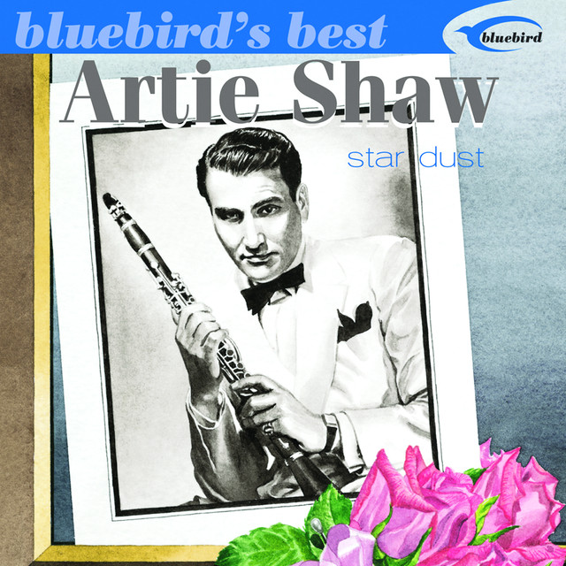 Artie Shaw Star Dust album cover