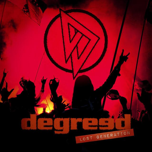 Skivomslag för Degreed: Lost Generation