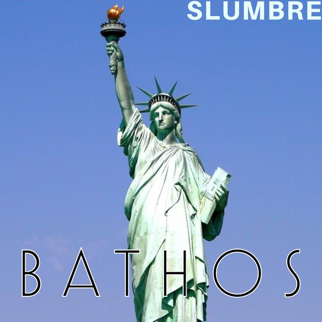 Album cover for Bathos by Slumbre