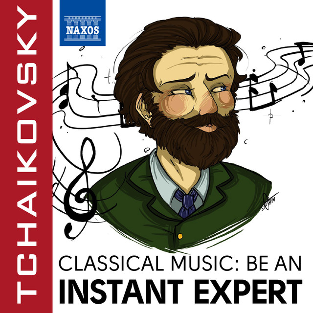 Become an Instant Expert: Tchaikovsky Albumcover