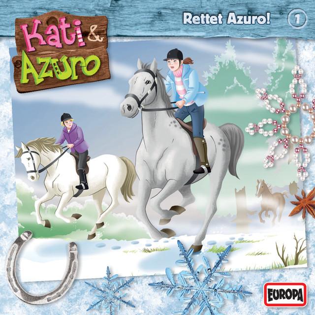 01 - Rettet Azuro! Cover