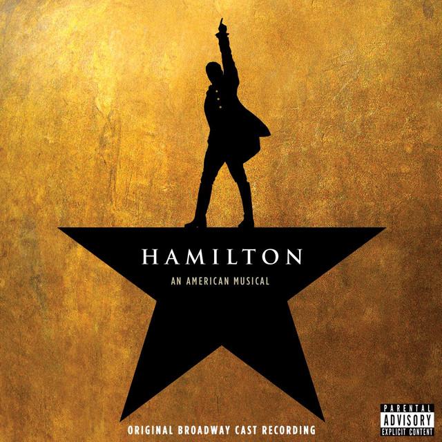 Skivomslag för Diverse Artister: Hamilton - Original Broadway Cast Recording