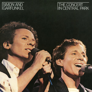 The Concert in Central Park (Live) Albumcover