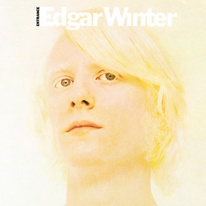 Edgar Winter Back in the Blues cover