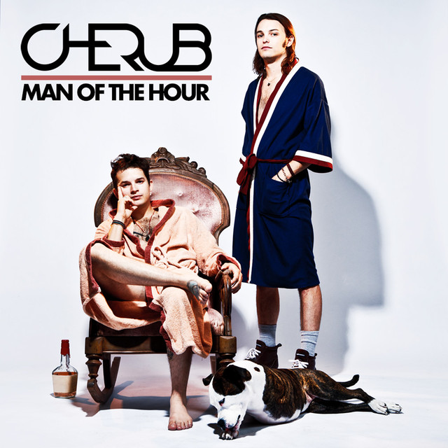 Man of the Hour Albumcover