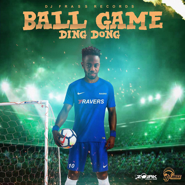 Ball Game - Single by DING DONG on Spotify