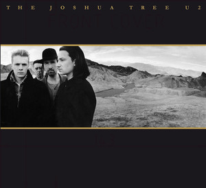 Pochette The Joshua Tree