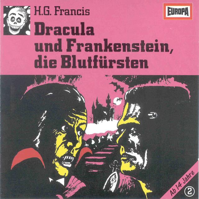 002 - Dracula und Frankenstein, die Blutfürsten Cover