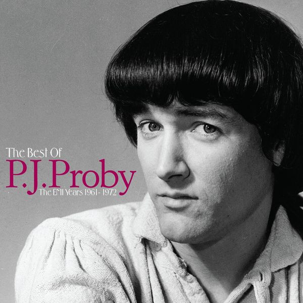 P.J. Proby Best Of The EMI Years (1961-1972) album cover