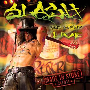 Made In Stoke 24.7.11 (Live) album