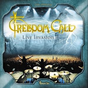 Live Invasion album