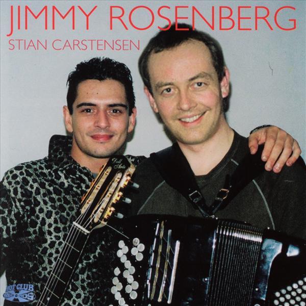 Jimmy Rosenberg feat. Stian Carstensen