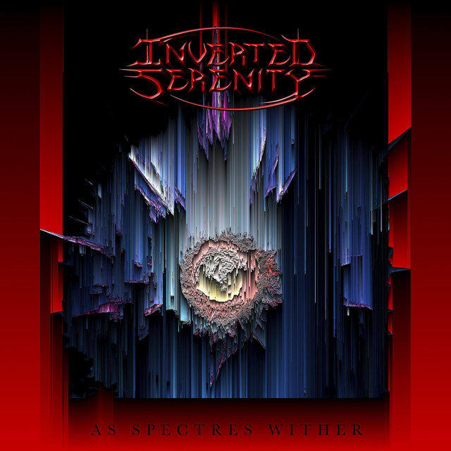 Album cover for As Spectres Wither by Inverted Serenity