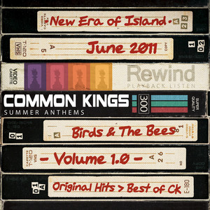 Summer Anthems - Common Kings