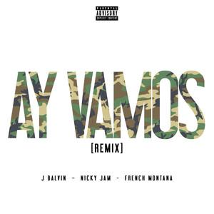 Ay Vamos (Remix) Albümü