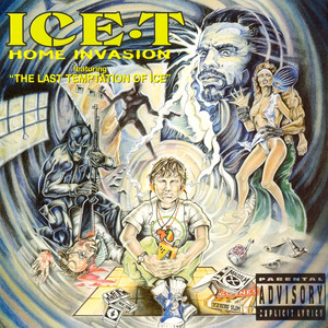 Ice‐T  Daddy Nitro Depths of Hell cover