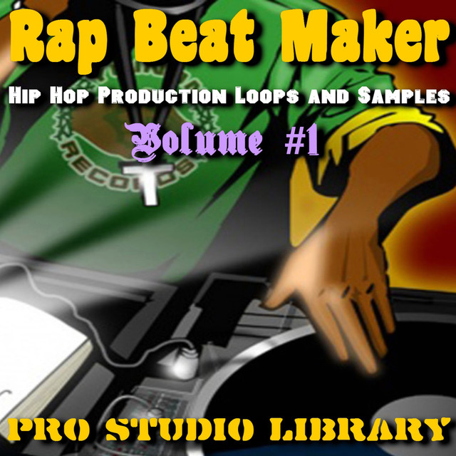 Rap Beat Maker - Hip Hop Production Loops and Samples by Pro
