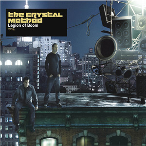 The Crystal Method Born Too Slow cover
