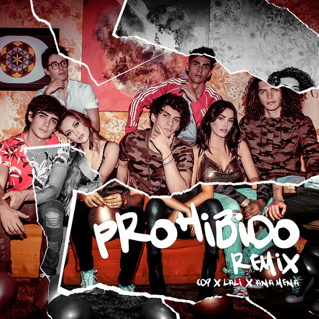 Prohibido (Remix) by CD9 on Spotify