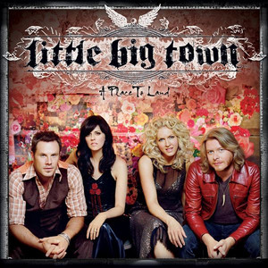 Little Big Town Fine Line cover
