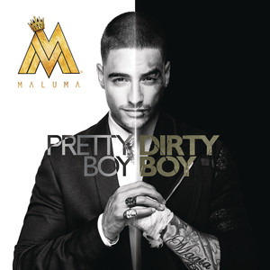 Pretty Boy, Dirty Boy Albumcover