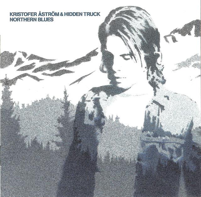 Skivomslag för Kristofer Åström: Northern Blues
