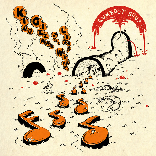 Album cover for Gumboot Soup by King Gizzard & The Lizard Wizard