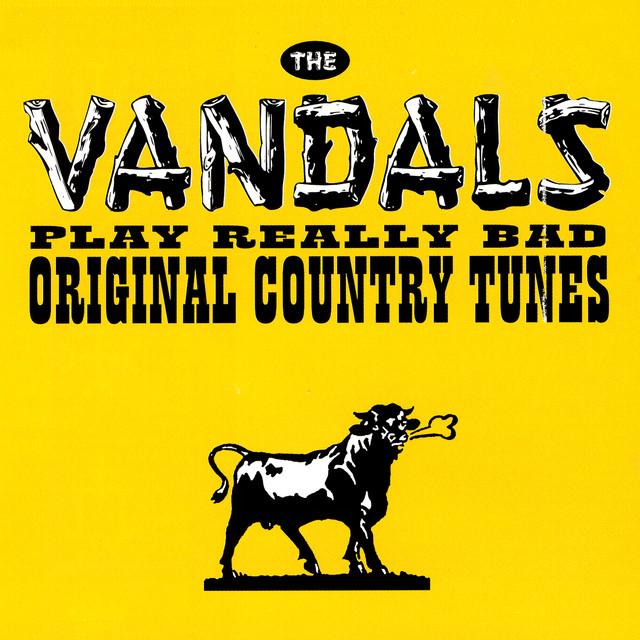 The Vandals Play Really Bad Original Country Tunes