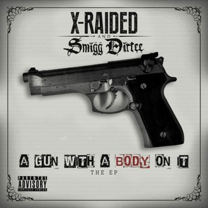 A Gun With A Body On It Albumcover