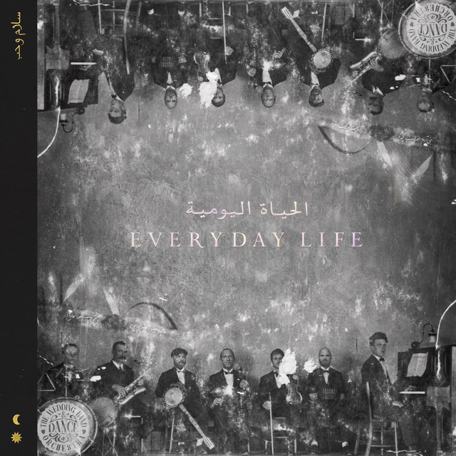 Coldplay - Everyday Life cover