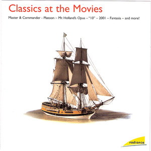 Classics at the Movies - Johann Sebastian Bach