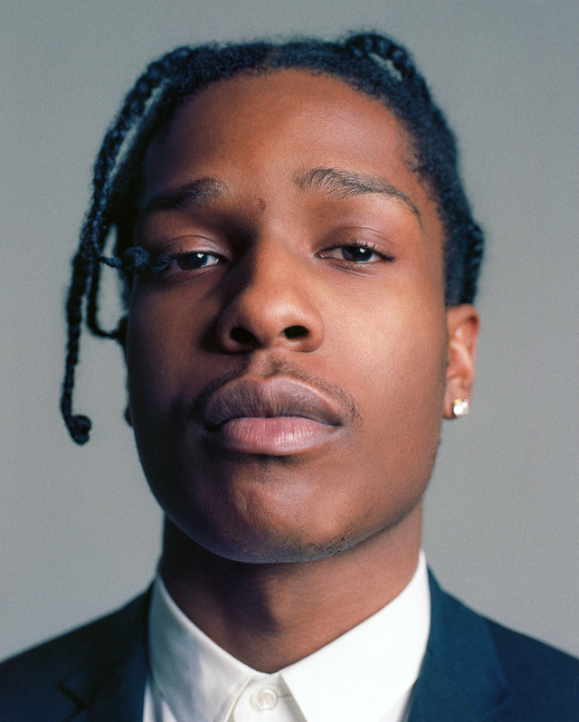 A$AP Rocky, James Fauntleroy West Side Highway cover
