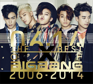 THE BEST OF BIGBANG 2006-2014 album