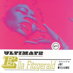 Ultimate Ella Fitzgerald Albumcover