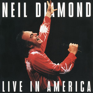 Live In America Albumcover