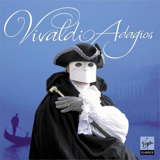 Vivaldi's Favourite Adagios Albumcover