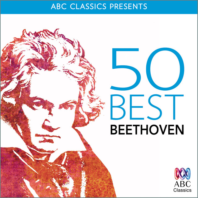 50 Best – Beethoven Albumcover