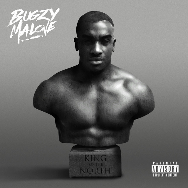 Album cover for King Of The North by Bugzy Malone