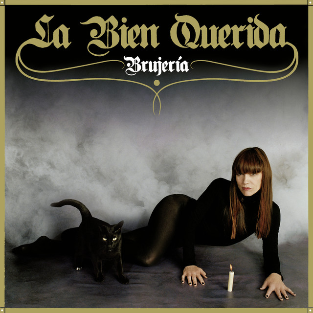 Album cover for Brujería by La Bien Querida